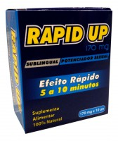 Rapid UP (sublingual) - caixa de 10 unidades